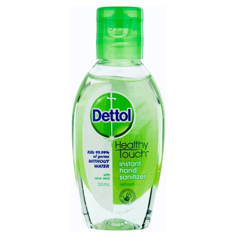 50ml Dettol Instant Hand Sanitiser In 2020 Hand Sanitizer Hand