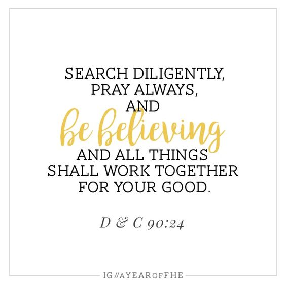 Inspirational Quotes Instagram Accounts: LOVE These Inspirational LDS Quotes Shared By A Year Of
