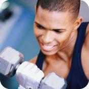High Intensity Strength Training