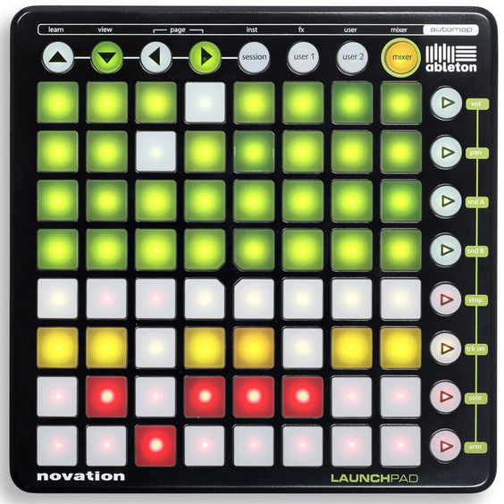 ableton live 8 launchpad edition software