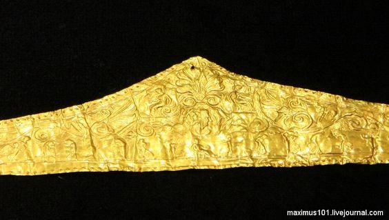 Погребальные украшения из Фоча, 4 в. до н.э.