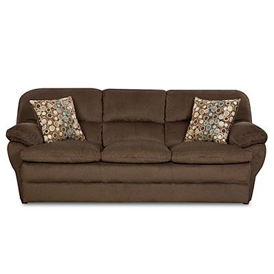 Simmons Malibu Beluga Sofa at Big Lots