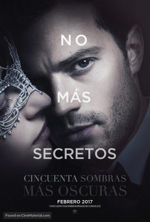 Fifty Shades Darker Cincuenta Sombras Mas Oscuras 2017 Spanish