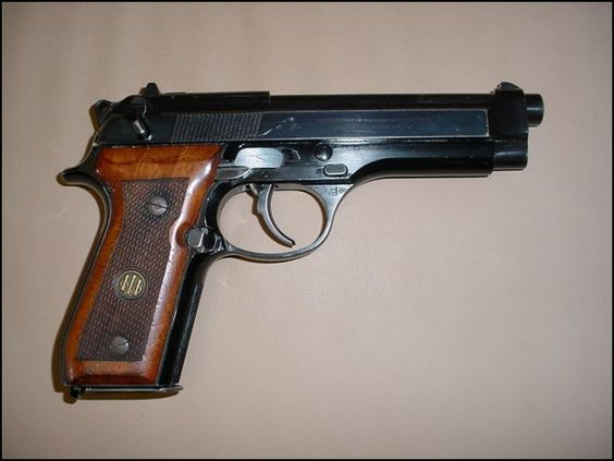 List of semiautomatic pistols  Wikipedia
