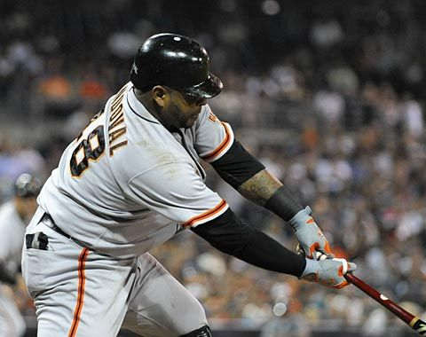 Sept 28-the GIANTS played San Diego at Petco, the GIANTS home away from home. The crowd was full of SF GIANTS fans making a lot of noise. The GIANTS scored early and held on. A series of errors in the 6th inning put Padres runners on the bases, but only one managed to score a run.  Buster Posey added on to his batting average, going 2 for 4 with a triple. Final score: GIANTS 3, Padres 1.