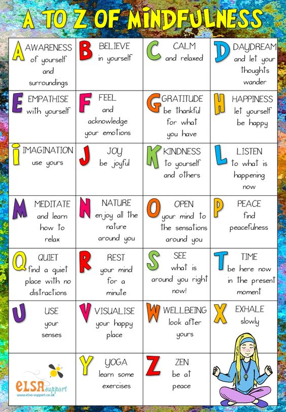 In the ELSA Well being group we had a little game of coming up with words to use for mindfulness. This is the result so thank you ladies for your help. This resource is for #elsafreefriday. There is also a blank, black and white copy for children to come up with their own words. Download: A …