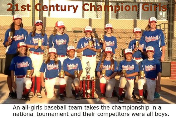 Girl-Baseball-Champs