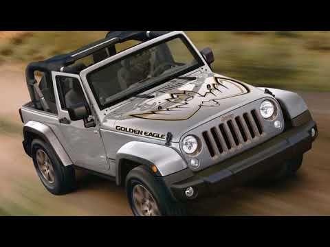 Jeep Wrangler Jk Golden Eagle 2018 Jeep Jeep Wrangler Jk Jeep