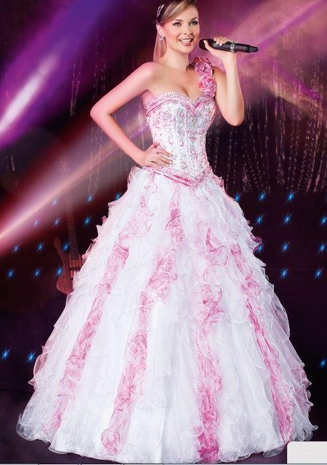 Vestido Debutante - Center Noivas e Debutantes - Coleção Glamour Band http://www.centernoivas.com.br/colecao-vestido-15anos