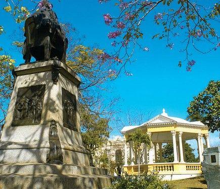 Paseando por el Parque Leoncio Vidal