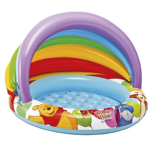 Intex 57424NP - Winnie the Pooh, Piscina per bambini