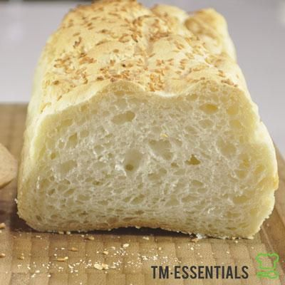 Perfect Gluten, Dairy and Egg Free White Bread for the Thermomix®