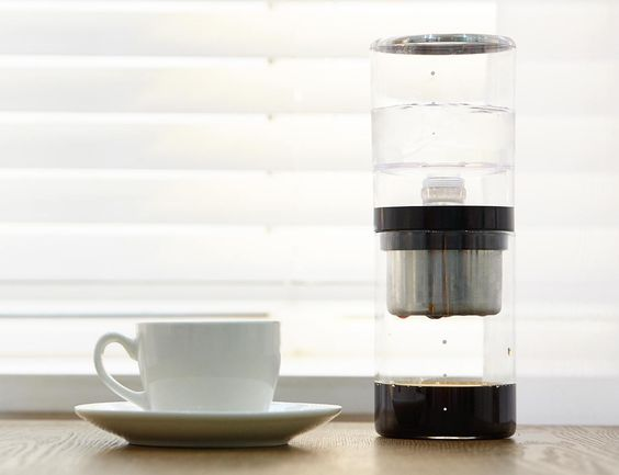 BeanPlus is a true cold drip brewer that is affordable, simple to use, with added features that will bring out best flavors from your favorite beans.