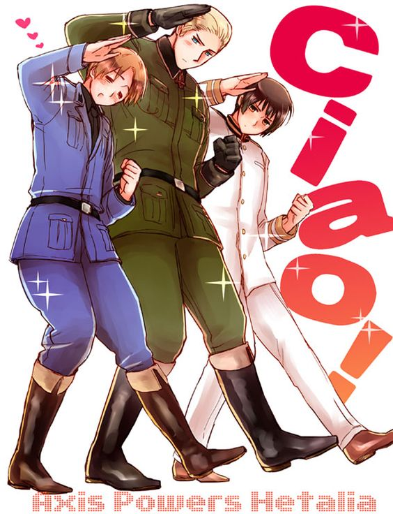 hetalia axis powers italy ending relationship