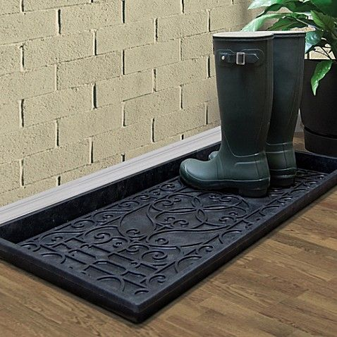 Manor Wrought Iron Boot Tray Boot Tray Shoe Tray Boots
