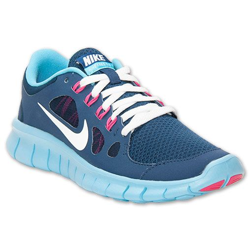 Nike Free Run 5 bleu