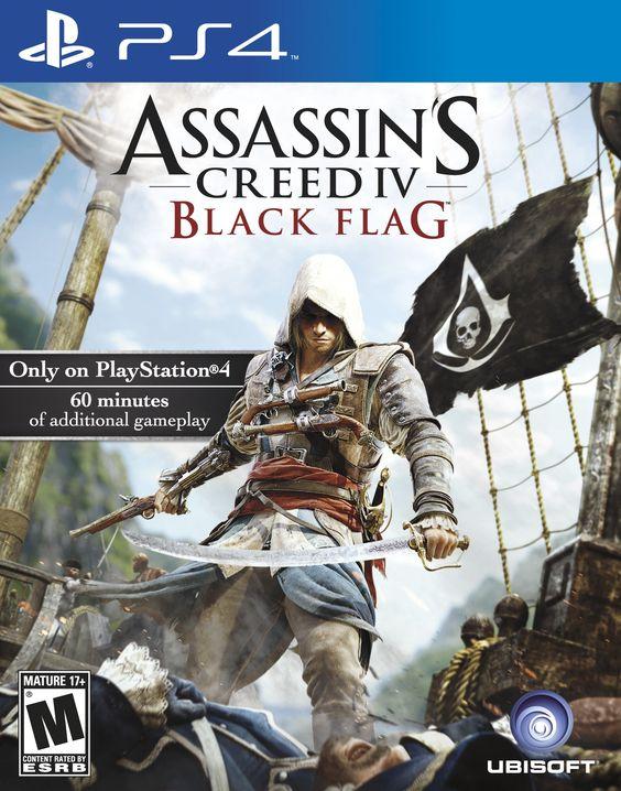Mon intérêt envers Assassin's Creed a diminué grandement au bout des bateaux dans Assassin's Creed III. Et le IV, c'est genre juste des bateaux. Me semble que ça ne sera pas un succès...