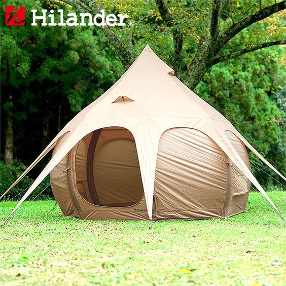 Hilander(ハイランダー) 蓮型テント NAGASAWA 300 HCA0281 #RakutenIchiba #楽天