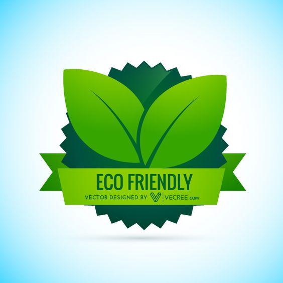 Premium Eco Friendly Badge Free Vector - https://vecree.com/1577554/premium-eco-friendly-badge-free-vector/
