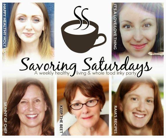 Savoring Saturdays #36 come link up!