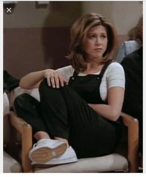 various kinds of Good Prices popular brand jumpsuit black denim overalls friends friends TV show 90s ...