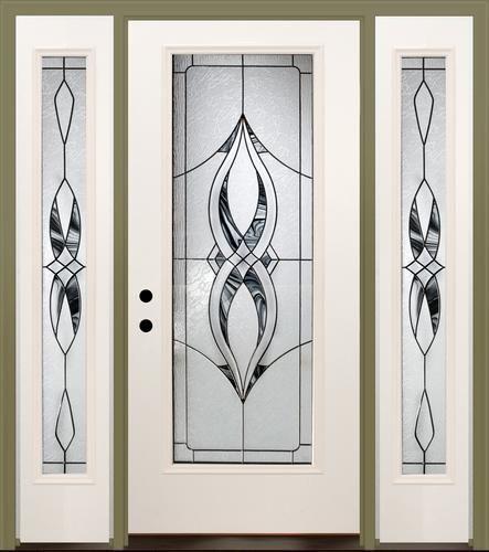 Mastercraft Kenton 36 X 80 Steel Ext Door With 14 Sidelites Rh At Menards Living Room