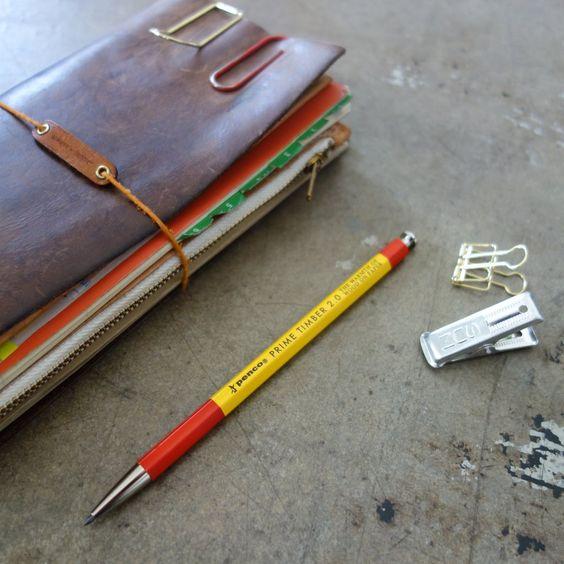 Traveler's Notebook / Brown