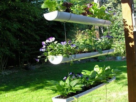 Ideas para decorar jardin peque o dise o de interiores - Como decorar mi jardin ...