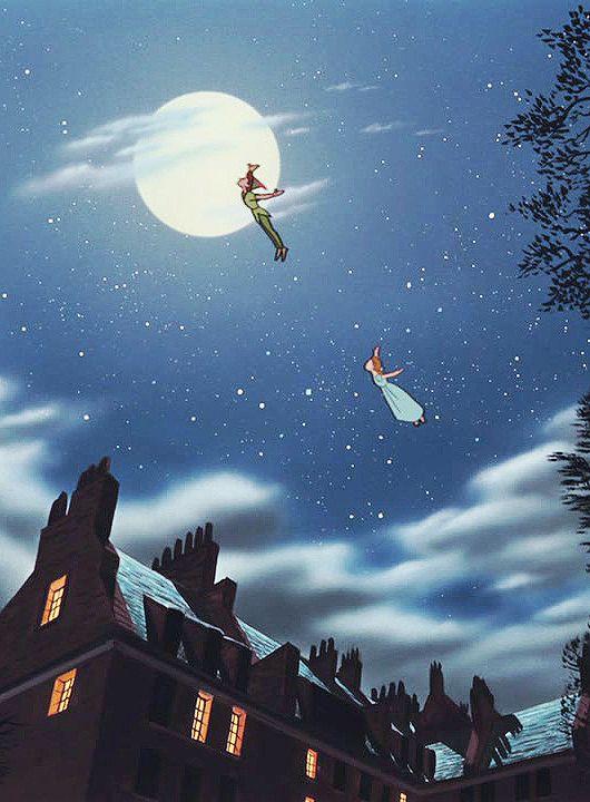 Peter Pan, 1953 - ...Always gonna be my favorite. ♥ #waltdisney #jamesmatthewbarrie