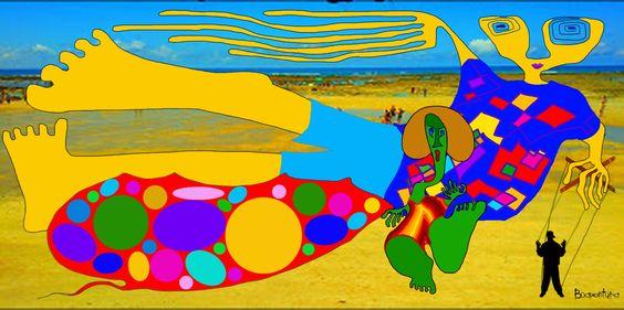 Feriado na Praia