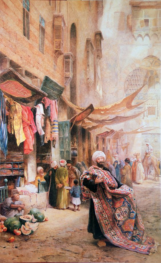 Historia del Gran Bazar de Estambul D9f275631c1550346ebe51faab444174