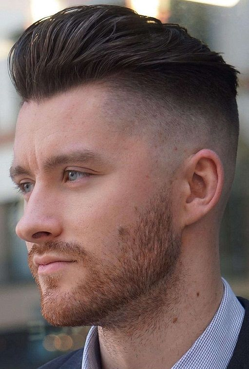 44 Stylish Undercut Hairstyles for Men 2019
