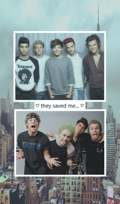 Cool one direction and 5sos lock screen google s gning for 5sos wallpaper home screen