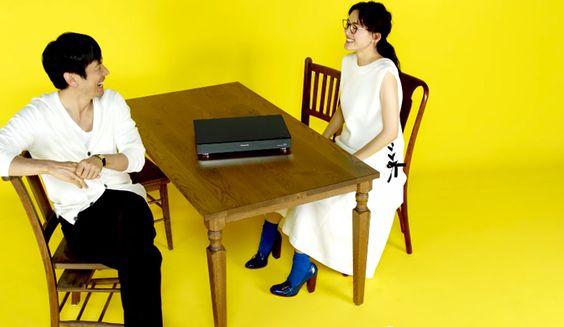 綾瀬はるかさんと西島秀俊さん
