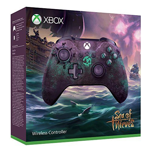 Xbox One Wireless Controller Sea Of Thieves Limited Edition Xbox Wireless Controller Thieves Xbox Wireless Controller Sea Of Thieves Xbox One Controller