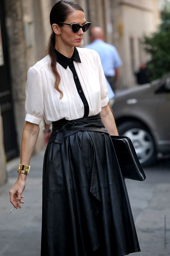 camisa dos sonhos: Street Fashion, Street Second, Super Chic, Style Inspiration, Street Syle, Street Styles, Streetstyle Female, Chic Style