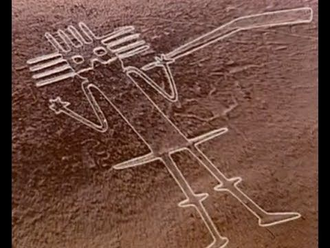 Los Misterios De Las Lineas De Nazca Resuelto Youtube Lineas De Nazca Lineas De Nasca Alienigenas Antiguos