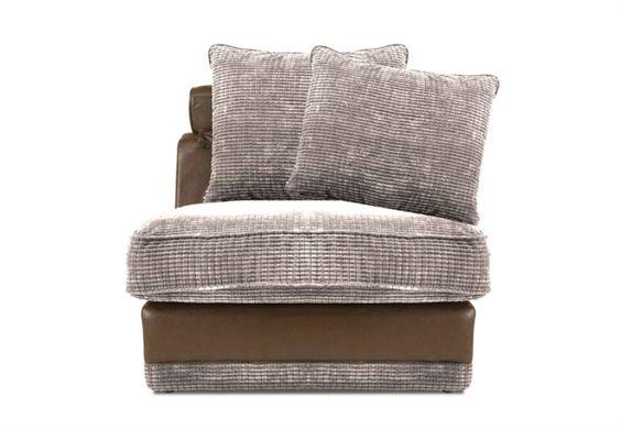 Delighful Furniture Village Jemima Leather Fabric Sofas Dfs John