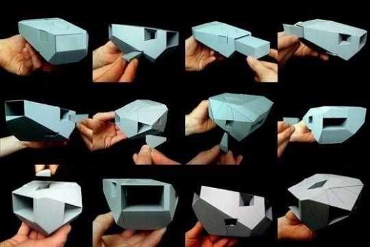 OMA Rem Koolhaas Casa da Musica Porto Model