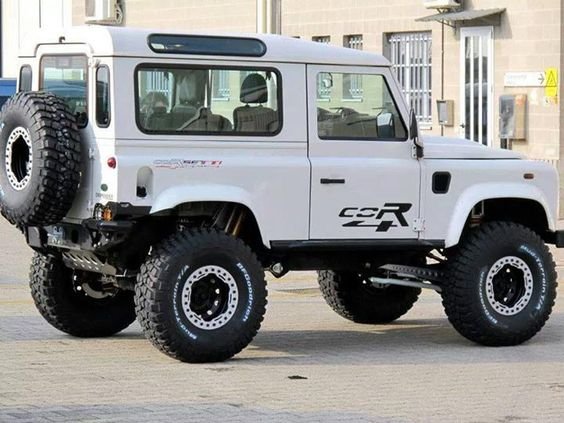 north cyprus offroad 3 inch lifted defender 110 2007 climb rock ...