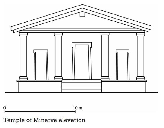 31. Temple of Minerva (image 2 of 3)