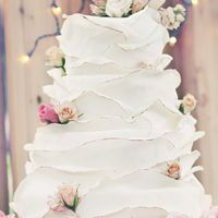 Wedding Cake. Odd, yet cool
