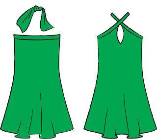 MIB - Brazilian Industrial Modeling: Dress Front Single Loop