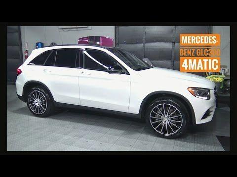 2016 2017 Mercedes Benz Glc 300 Suv Review Amg Luxury Wheels