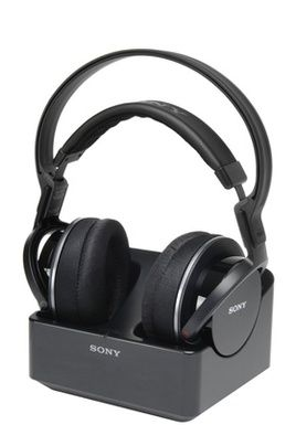 SONY MDR-RF855 (ou RF4000) NOIR  Casque sans fil. Perfect for the home. *.*