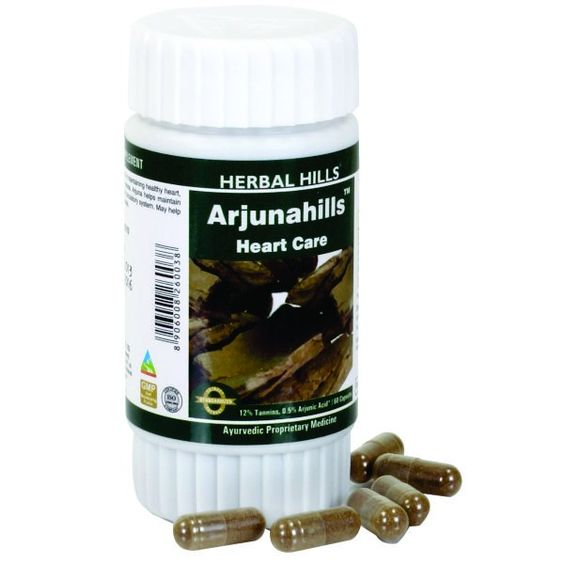 Arjunahills 60 Tablets