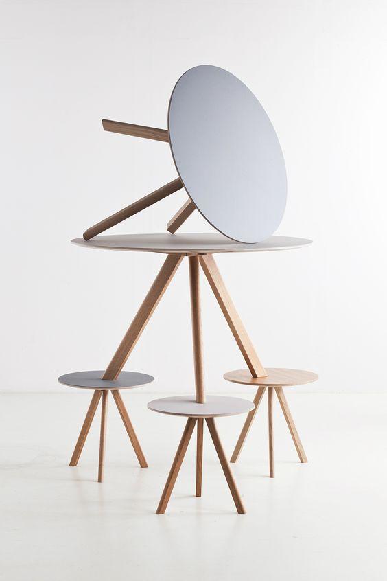 Kök köksbord hay : HAY COPENHAGUE ROUND TABLE CPH20 by RONAN & ERWAN BOUROULEC, #Hay ...