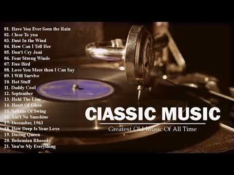 Classic Songs 70s 80s 90s Greatest Golden Oldies Hits Live Youtube Classic Songs Songs Youtube