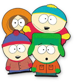How to Draw South Park Characters #stepbystep