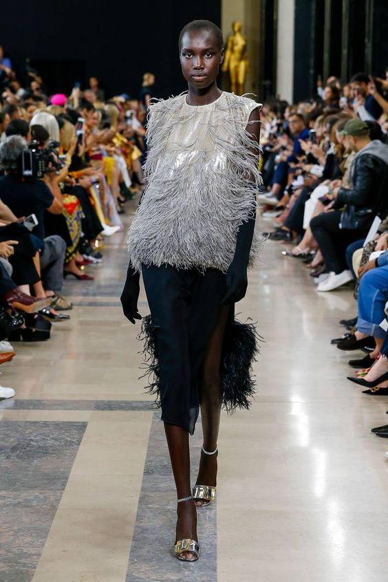 Rochas Spring/Summer 2019 Ready-to-Wear | British Vogue